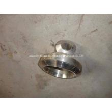 Encaixe de solda de soquete de rosca de aço carbono ASTM A105