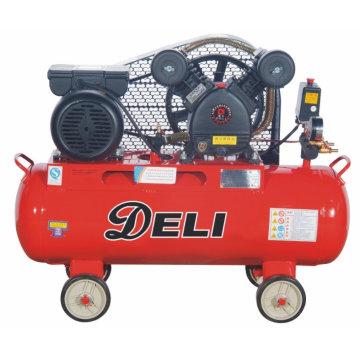 100 litros 2HP 1.8 kW compressor de ar de 186 L/min 8BAR (V-0.17/8)