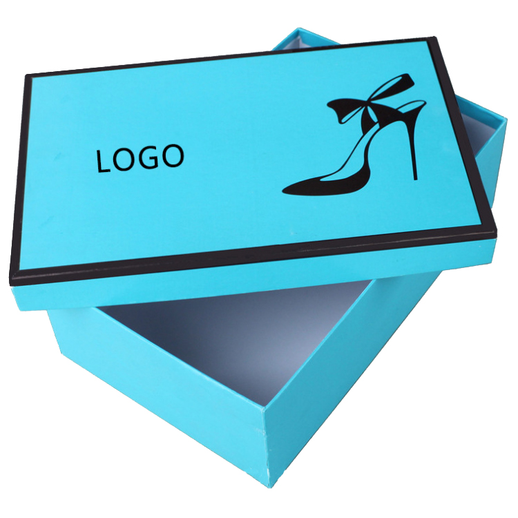 Wholesale Custom Cardboard Printed Paper Shoe Boxes