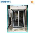 Máquina automática da imprensa do calor do alimentador de placa para passar e ajustar peúgas