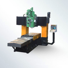 Combination cnc lathe milling machine