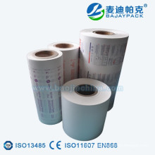 Sterile Medication Blister Packaging Coated Paper