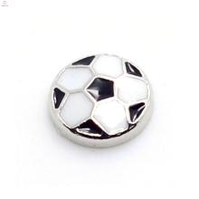 Novo design de futebol encantos, encantos adolescentes, universidade encantos jóias