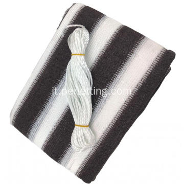 plastic cover balcony safety net