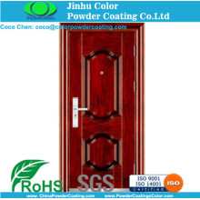 Powder Coating for  safe-guard door