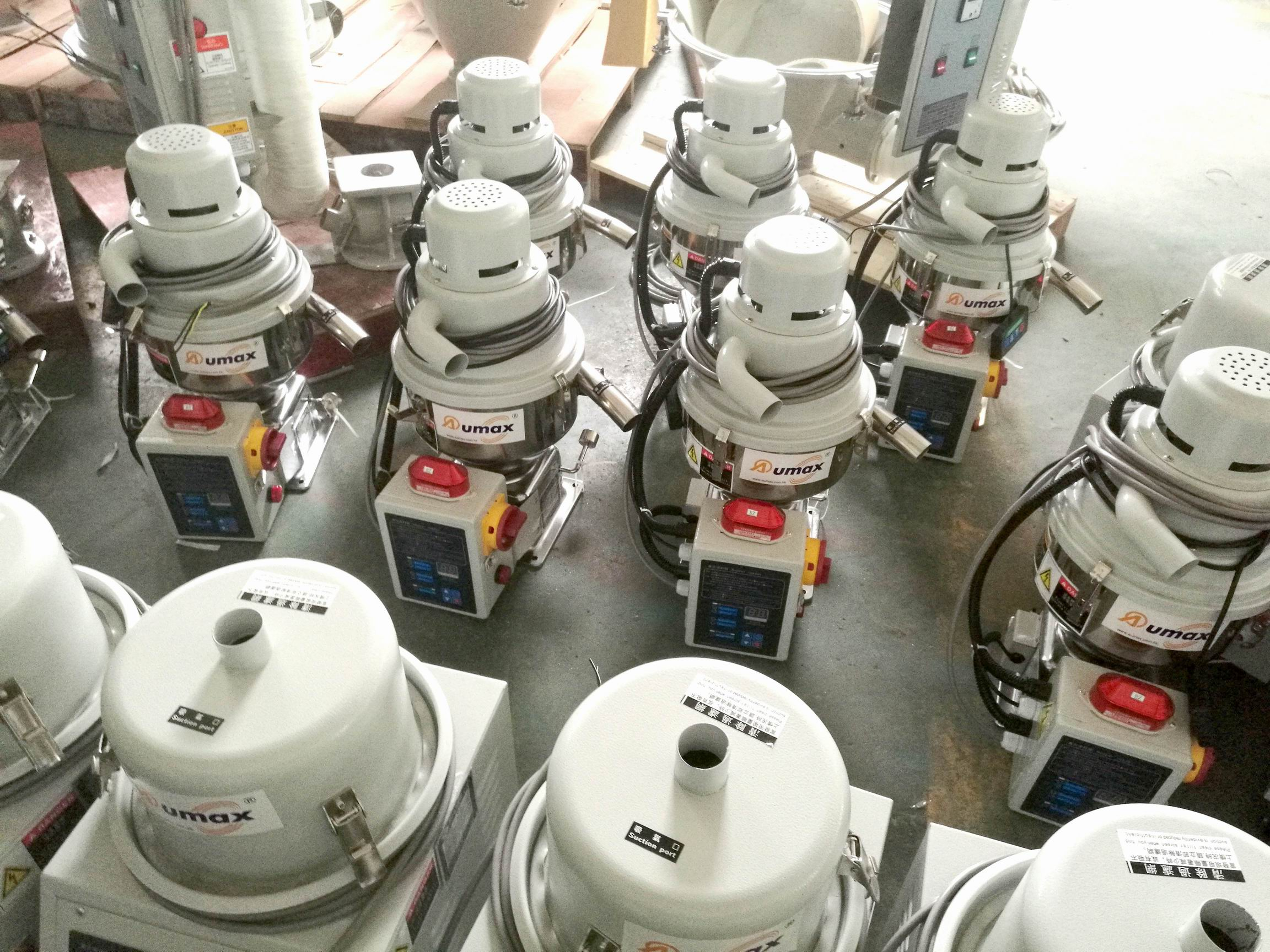 Vacuum Autoloader Machine