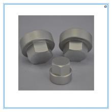 Carcaça de investimento de alumínio para os parafusos
