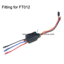 3 in 1 Electronic Speed Controller ESC for Brushless FT012 Boats