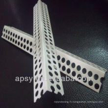 perle d'angle de fourniture d'usine de PVC