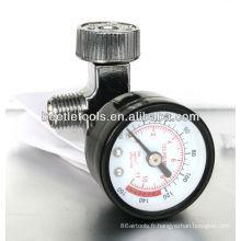 XR30A111 outil pneumatique du régulateur d'air avec jauge