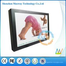 Monitor de resolução 1280 X 800 lcd 10,1 polegadas com entrada de C.C.