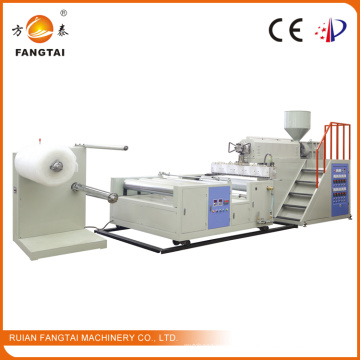 Double couche Air bulle Film Making Machine (FTPE-1200) Certification de la Ce