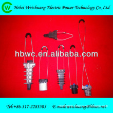 overhead line strain clamp hardware fitting