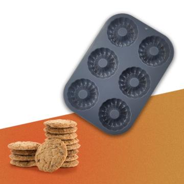 runde Silikon-Kuchenform