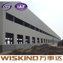 New Light Weight Steel Structure Building with Hangar