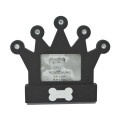 Schöner Crown Bilderrahmen für Baby Geschenk