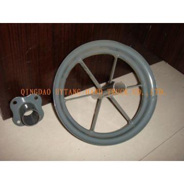 llanta de metal para las ruedas de la carretilla, rueda de la carretilla, ruedas de goma, rueda de carro de mano
