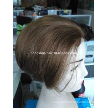 Customize hair piece for female Virgin European hair human hair women toupee