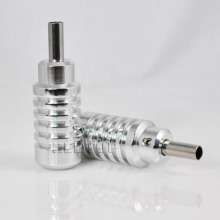 Silver Aluminium Tattoo Machine Grip