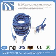 10m Cat5 Cat5E Cat 5 RJ45 Cable de conexión de red Ethernet UTP
