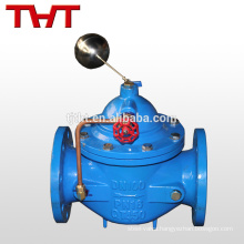 mechanical ball float water level control valve