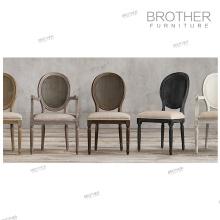 Muebles al por mayor sillas de comedor / vestidor silla / silla antigua