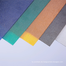 Acrylplatten-Polycarbonat-fester Blatt-Hersteller