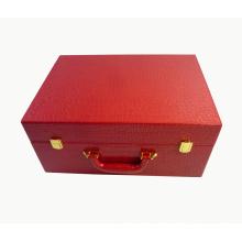 Leather Suitcase (PB178)