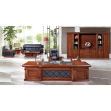 Premium-Design-antike in Handarbeit gemachte Finanzbüro-Möbel