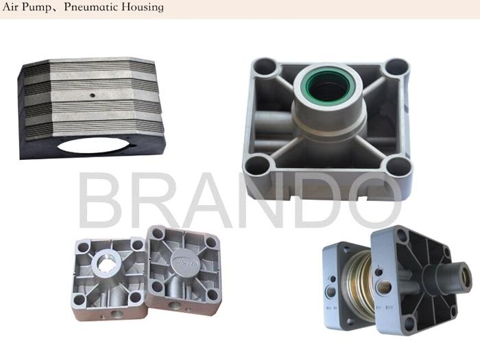 aluminum die casting pneumatic parts