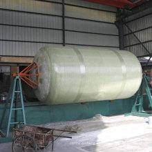 Buen precio frp filamento bobinadora para tanque de agua