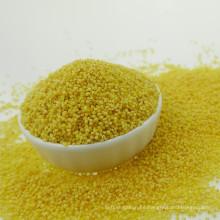 Mijo amarillo glutinoso orgánico de alta calidad Xiaomi mijo amarillo 2016 castrado