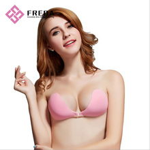 Terbaik Grosir Waterproof Silicone Sticky Invisible Bra