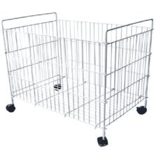 Heißer Verkauf Draht Mesh Container, gebrauchte Containerverkauf, Container Lagerung Käfig Draht Maschendrahtbehälter JS-WMC02