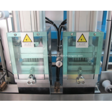 Máquina de laminación de cinta adhesiva de tarjeta inteligente