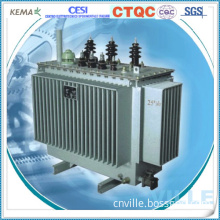 Three-Phase Oil-Immersed Type Fully Sealed Power Transformer