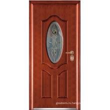 Стальная стеклянная дверь (WX-LSG-111)