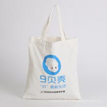 bolsa de algodón de regalo bolsa de asas de algodón de tamaño estándar