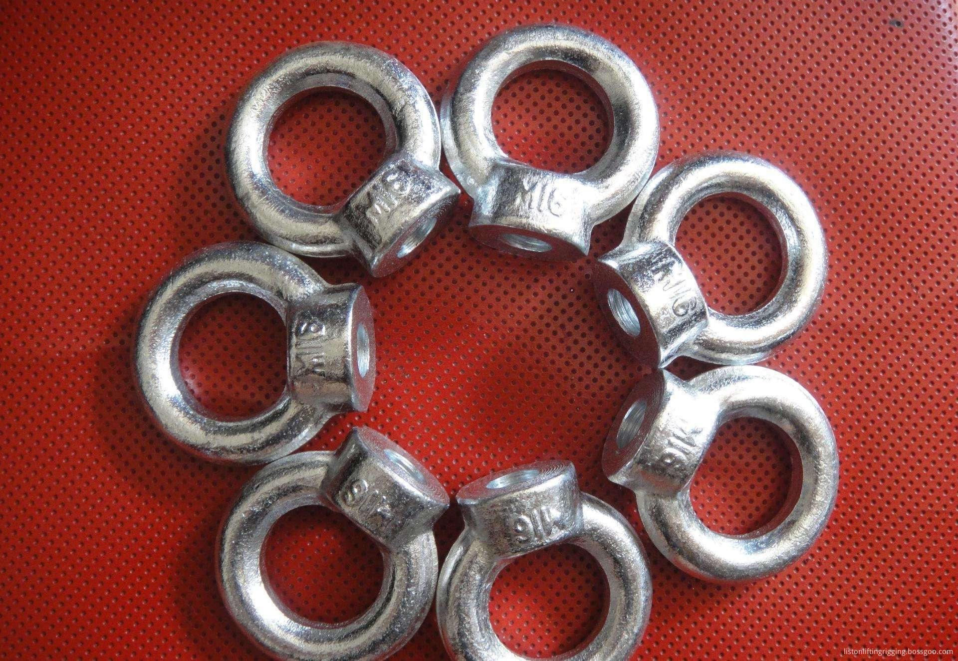 steel eye bolts