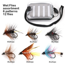 New Wholesale Wet Bulk Fly Fishing Flies