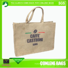 Jute Coffee Bag for Promotion (KLY-JT-0007)