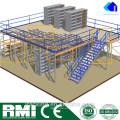 Jracking High Density Heavy Duty Mezzanine Storage Shevling Rack Chris