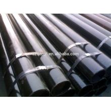 Galvanisation à chaud ASTM A106 sch80 LSAW Steel Pipe