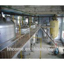Tecnologia avançada ! Usando Óleo de Cozinha Usado e Óleo de Resíduos Fazendo Equipamento de Biodiesel Não-ácido
