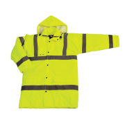 China safety parka jacket(RYA54)