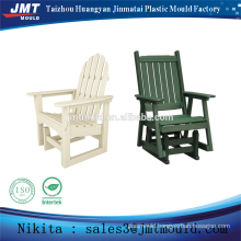 injection outdoor Recycled Plastic glider chair