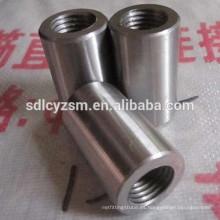 fabricación de mangas de acero