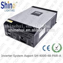 1KW 2KW 3KW 4kw 5kw 10kw Chargeur MPPT inverseur sinusoïdal pur inverseur énergie solaire prix