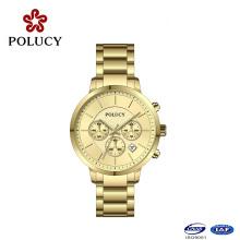 "Chronograph Armbanduhr ""Metal"" individuelles Design Uhr"