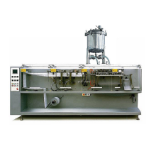 Automatic horizontal liquid packing machine
